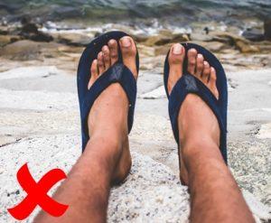 buen calzado verano