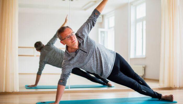 Beneficios del método pilates en las personas mayores