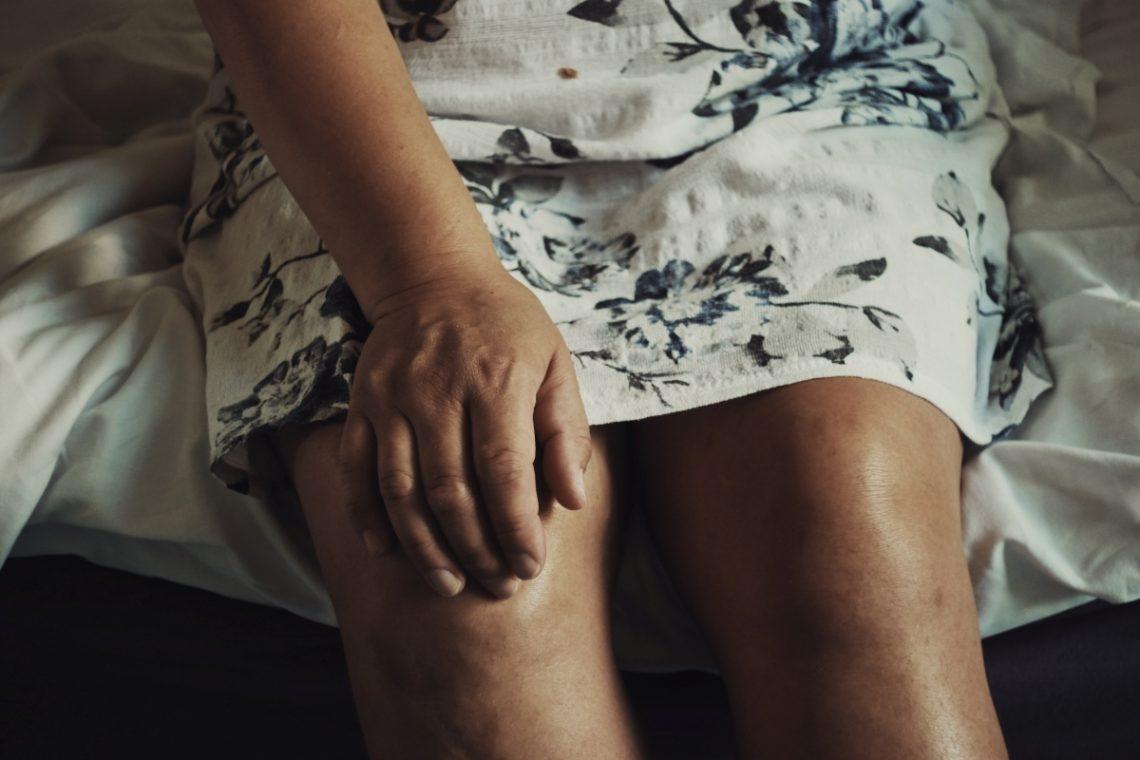 prótesis rodilla